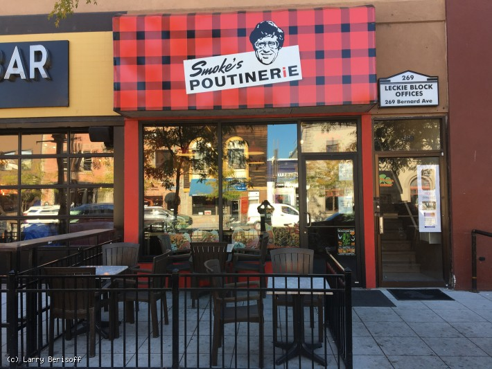 Kelowna Franchise Fast Food