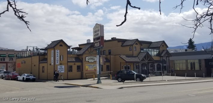 Okanagan Liquor Store and Pub