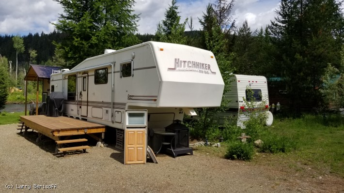Southern BC RV Resort