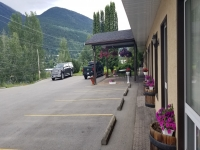 Motel In Nelson, BC