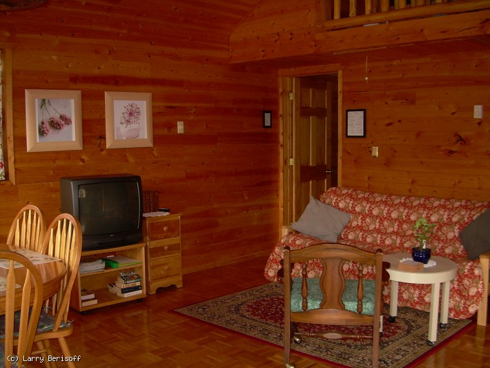 4 Beautiful Cabins!