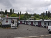 Motel in Clinton, BC