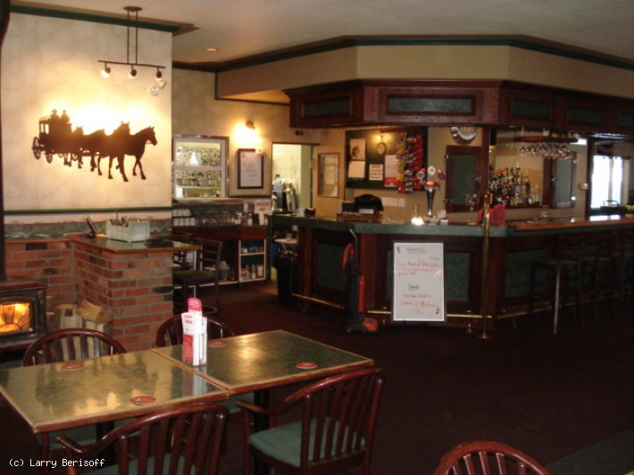 Cariboo Pub with a Home!