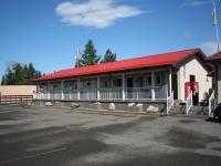Tremendous Motel and Restaurant on LNG Route