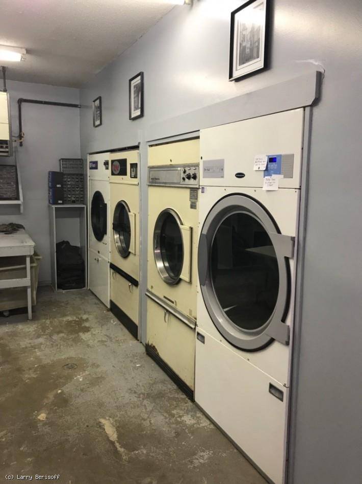 Commercial Cleaning, Laundry and Rental Business